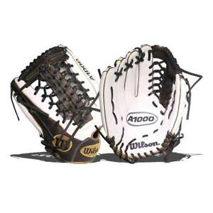 Wilson A1000 T125 Outfield Fastpitch Glove THROWS LEFT