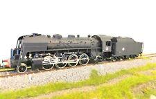 Locomotiva a vapore Mikado 141R della SNCF H0 Digitale DCC Jouef