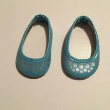 ​​American Girl doll Shoes for the Lilac Dress Outfit  Truly Me (A23-04)