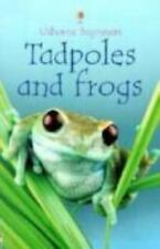 Tadpoles and Frogs Paperback Anna Milbourne