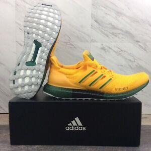 Adidas UltraBoost DNA SYDNEY Gold Running Shoes FY2897 Men's Size 12