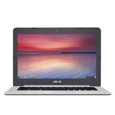Asus C301 13.3 Inch Celeron 4GB Rm DDR3 32GB eMMC Chromebook - Grey BRAND NEW