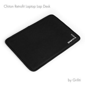 Grifiti Travel Deck 13 Lap Desk for MacBook, Notebooks, Retrofits into Sleeves