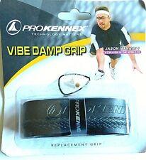 Pro Kennex Vibe Damp Grip - CharcoalBlack - Ultra Tack material