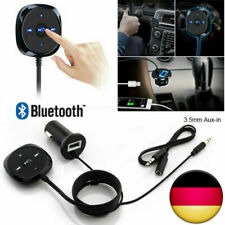Auto KFZ Bluetooth Wireless AUX in Empfänger Musik Audio Stereo Adapter 3.5mm DE