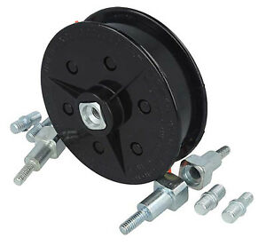 Manual Feed Brushcutter Strimmer 2 Line Head. Square Bolt With 8 Adaptor Bolts
