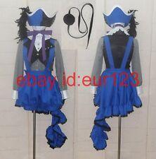Black Butler Kuroshitsuji Ciel Cosplay Costume Custom