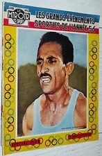 BUT & CLUB MIROIR SPORTS 1956 MIMOUN JO MELBOURNE RUGBY FOOTBALL OGC NICE SEDAN