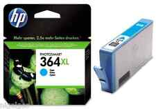 HP 364XL CYAN INK CB323EE HP364XL C5380 C6380 D5460 364