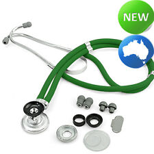elitecare® Stethoscope - Sprague Rappaport Style GREEN nursing | nurses | doctor