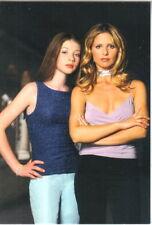 Buffy the Vampire Slayer 4x6 Photo Postcard Dawn/Buffy