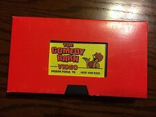 the comedy barn video (VHS), Pigeon Forge , Tn., RARE, Comedy