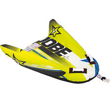 Jobe Hydra 1 Towable Water Ski Tube Inflatable Biscuit Boat Ride