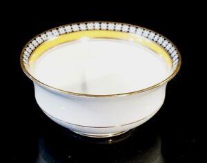 Beautiful Aynsley Art Deco Slop Bowl