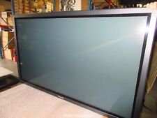 "Panasonic TH 65PF30ER - 65"" HD 1080 plasma panel DENTED REAR / SCRATCH IN SCREEN"