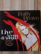 PATTY PRAVO - LIVE ARENA DI VERONA - 2LP VINYL  SEALED 2009