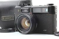 【NEAR MINT】Yashica Electro 35 GT Rangefinder w/45mm f/1.7 Lens from Japan #1902