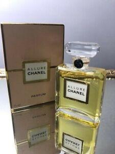 Allure Chanel pure parfum 15 ml. Rare, vintage original first edition. Sealed