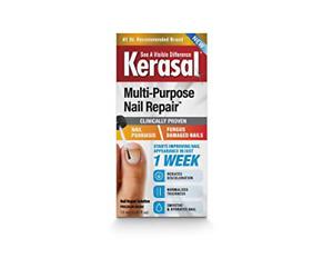 Kerasal Multi-Purpose Nail Repair for Fungus & Nail Psoriasis, 13 mL