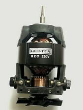 LEISTER 107.971 VARIANT S DRIVE MOTOR COMPLETE - FREE SHIPPING!