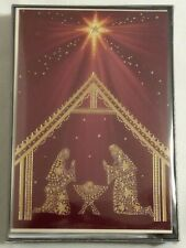 Hallmark Christmas Greeting Cards *Spiritual Holiday Cards *16 cards + envelopes
