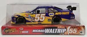 2008 Winner's Circle NASCAR #55 Michael Waltrip NAPA Auto Parts Blue 1:24 Camry