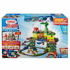 Thomas & Friends Engine Train Super Station Playset