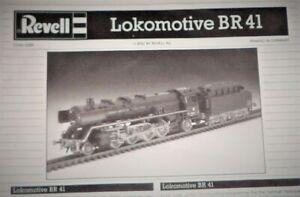 Revell 02160 H0 - Güterzug Dampflok BR 41 - Komplett