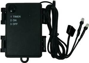 *CBG,#Batterieboxen verschiedene Typen mit Timer für Krippenbeleuchtung