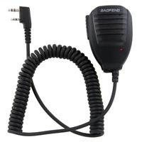 Two-way UV-5R 888S KY Baofeng  Handheld Speaker Hand microphone Walkie Talkie