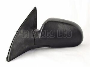 Chevrolet Daewoo Lacetti J200 (04-09) Left Side Manual Door Mirror Black