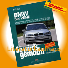 BMW 3er E46 1998-2006  REPARATURANLEITUNG So wirds gemacht Etzold Reparatur-Buch