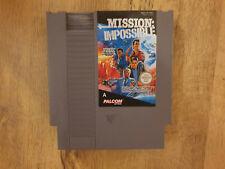 Mission: Impossible (NES, 1991, PAL) - VGC