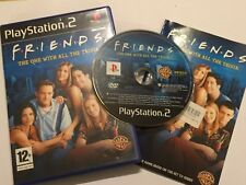 PS2 Friends One With all the Trivia great condition with book