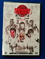 New Sealed 2014 Bound For Glory DVD SHOPTNA wwe wcw roh