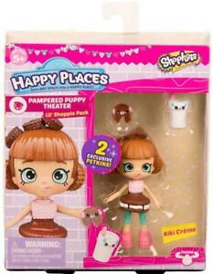 Shopkins Happy Places Season 3, Lil Shoppie Pack, Kiki Crème