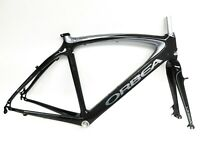 2006 Orbea Diem Carbon Cyclocross Gravel Bike Frame and Fork Headset 700c 51cm