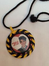 New Kids On The Block Jonathan Jon Knight Necklace Vintage NKOTB Rare