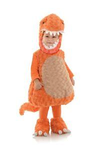 Underwraps T-Rex Dinosaur Belly Babies Toddlers Plush Halloween Costume 26110