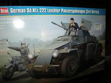 1:35 hobby Boss German sd.kfz.222 más fácil panzerspaehwagen 3rd serie OVP