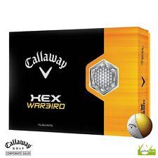 Callaway Hex Warbird pelota de golf pelotas 12