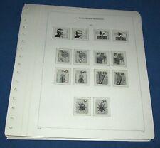 Kabe Vordruckblätter Bund 1972-1975 bi-collect