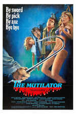 1985 RE-ANIMATOR VINTAGE HORROR MOVIE POSTER PRINT 36x24 9 MIL PAPER