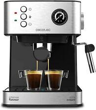 Machine à Café a Grain Moulu pro Expresso Cappuccino 2 Sorties réservoir : 1.6 L