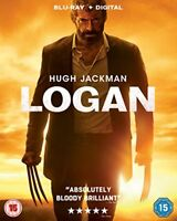 Logan [Blu-ray] [2017] [DVD][Region 2]