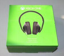 Microsoft S4V-00001 Stereo Headset for Xbox One - Black
