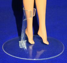 Barbie socle support transparent Superstar Beauty Secrets Stand kaiser