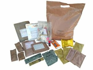 NEW BRITISH 24H MRE, ORP, MILITARY, ARMY RATION, SURVIVAL, EMERGENCY, COMBAT