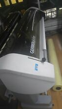 Gerber xlp plotter uses accumark software