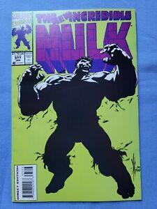 Incredible Hulk 377 • 3rd Print • NM (9.4) • 1st App of Professor Hulk